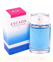 Escada Into the Blue Эскада Инту Инто зе Блу духи купить