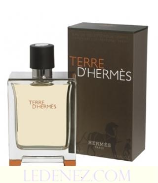 Hermes духи мужские