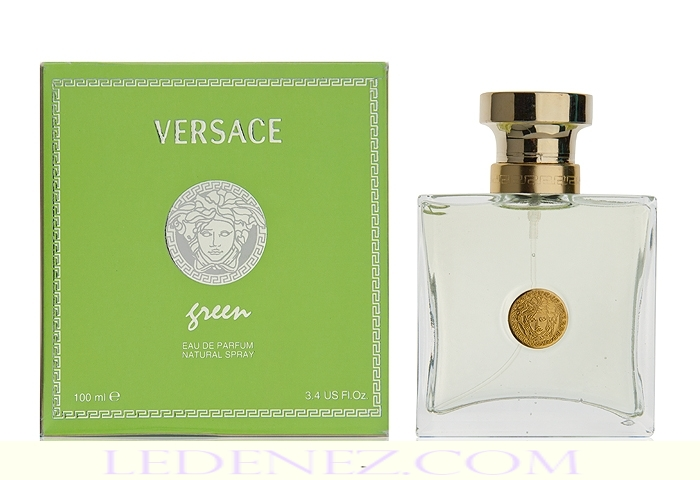 Versace Green Версаче Грин Зеленые духи женские - Леденец